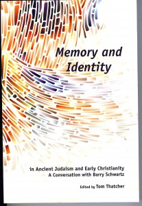 Book Cover of Memory and Identity